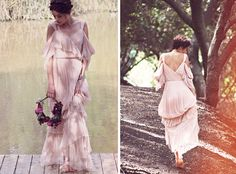'I Do' by Free People / Annie Edmonds Photography featured on www.whimmagazine.com