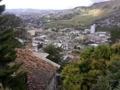 Tegucigalpa,Honduras  My grandfather is from here and I still have family living here.Went when I was 17 & want to go again.
