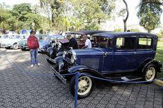 Encontro de Carros Antigos vai reunir mais de 300 expositores neste domingo