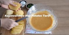Kayınvalideye Has Patates Tarifi | Renkli Hobi Iftar, Pudding, Desserts, Recipes, Food, Hama, Tailgate Desserts, Puddings, Dessert