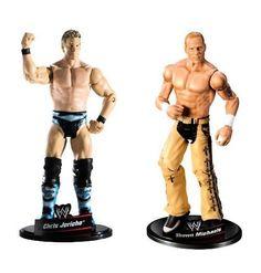 Mattel WWE Shawn Michaels vs Chris Jericho Figures - http://bestsellerlist.co.uk/mattel-wwe-shawn-michaels-vs-chris-jericho-figures/