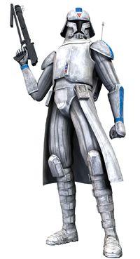 501st Legion Clone Cold Assault Trooper