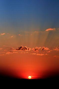 #Sunset Light Amazing World beautiful amazing