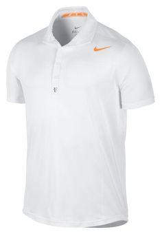68281302b5849 Nike Performance - Polo shirt - white Polo Shirt White