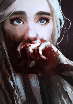 Daenerys by nopaperfuture.deviantart.com on @DeviantArt
