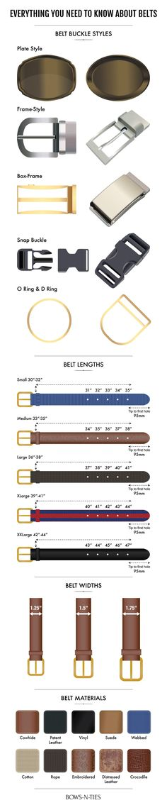If there's one accessory that doesn't get enough coverage - it's belts. Be a belt expert with this go-to guide that explains everything you need to know about men's belts from casual to formal. Burberry Men, Gucci Men, Gucci Watches For Men, Men's Watches, Hermes Men, Tom Ford Men, Versace Men, Calvin Klein Men, Men Style Tips