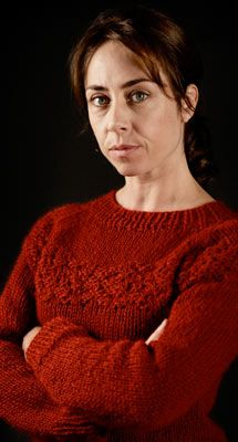 sarah lund, the killing series 2 - the new jumper to knit