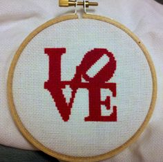 love cross stitch