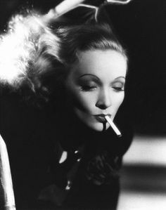 Marlene Dietrich by George Hurrell   http://www.flickr.com/photos/24605060@N08/2338261484/in/photostream