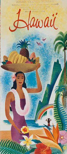 Hawaii 1950s