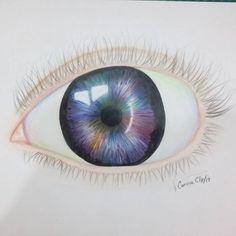 #colores #diseñográfico #arte #tarea #ColoresdeMadera #ojo #dibujo