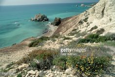 The Petra tou Rominou rocks are the place, according to myth,... #kouklia: The Petra tou Rominou rocks are the place, according… #kouklia