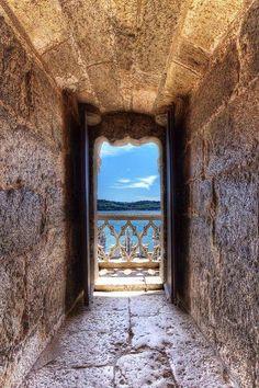 Una finestra aperta sul mare… M.