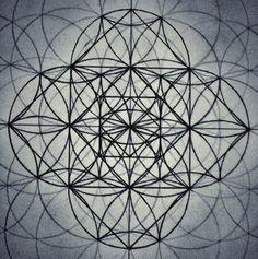 Pyramid / Earth / Sacred Geometry <3