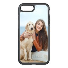 Custom Photo OtterBox Apple iPhone 7 Plus Case Synthetic Rubber, Iphone 7 Plus Cases, Custom Photo, Customized Gifts, Apple Iphone, Things To Come, Personalized Gifts