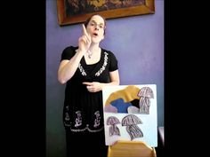 Three Jellyfish Storytime Song with American Sign Language (Kathy MacMillan)
