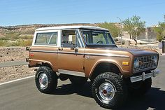 lifted uncut bronco - Google Search