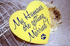 Mon homme se mariée Save the Date signe coeur par FINDaSIGNofLOVE