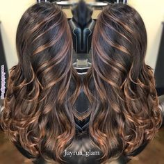 Ideas for hair caramel balayage color trends Hair Color Balayage, Hair Highlights, Ombre Hair, Hair Color Auburn, Auburn Hair, Hight Light, Light Curls, Caramel Hair, Caramel Balayage