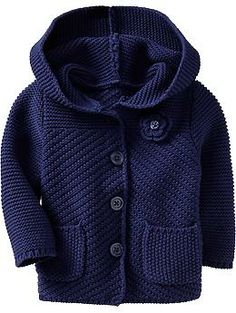 Hooded Cardis for Baby   Old Navy