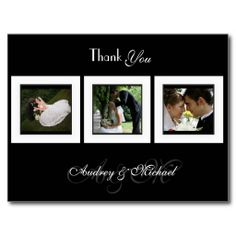 Wedding Thank you postcards insert your photos in each seller & make purchase online for cheap. Choose the best price and best promotion as you thing Secure Checkout you can trust Buy bestThis Dealslowest price Fast Shipping and save your money Now! Wedding Thank You Postcards, Wedding Postcard, Wedding Cards, Affordable Wedding Photography, Inexpensive Wedding Venues, Framed Postcards, Photo Postcards, Silver Wedding Invitations, Plum Wedding