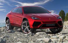 Lamborghini Urus SUV confirmed for production