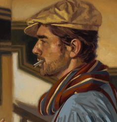 detail from LATEST NEWS by PEREGRINE HEATHCOTE
