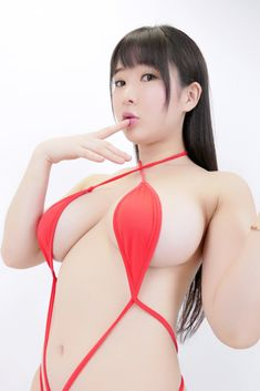 Opinion, Japanese females in slingshot bikini