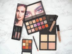 Huda Beauty | Worth the Hype? | Jasmine Talks Beauty  #bbloggers #bblogger #beauty #makeup #hudabeauty #makeupaddict #flatlay #ukblogger #cultbeauty #liquidlipstick #highlighter #eyeshadowpalette #desertduskpalette #lippencil #makeupcollection #ukblogger #discoverunder100k