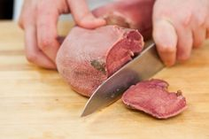How to make corned beef tongue. This would be absolutely awesome cubed and fried after corning.