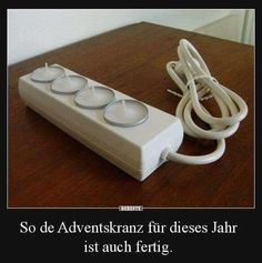 Advent Advent Dieses Jahr war ich mal ganz besonders kreativ The post Advent Advent appeared first on Adventskalender ideen. Funny Happy Birthday Pictures, Funny Pictures, Funny Birthday, Haha, Christmas Jokes, Minions Quotes, Really Funny, Light Up, Plugs
