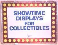 Pez Dispenser Displays to Buy.  Showtime Displays.