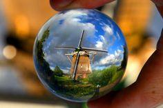 Landscapes in Magical Balls - Mariya-Luiza