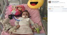 Wunder im Krankenhaus - Ärzte hatten sie aufgegeben: Mädchen erwacht überraschend aus Koma - http://ift.tt/2fZ5lXC #news