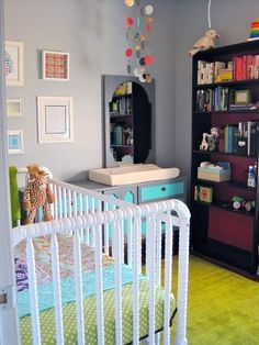 Nursery Classic: Jenny Lind Cribs