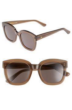 fec5439045f Gentle Monster Matti 51mm Rounded Sunglasses