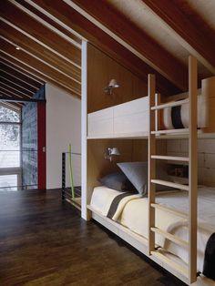 Kicking Horse Residence, Golden, British Columbia / Bohlin Cywinski Jackson