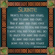 32 best irish blessing and slinte images on pinterest irish irish blessing m4hsunfo