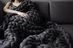 Stratégie cosy : la couverture pure laine XXL - lesoir.be