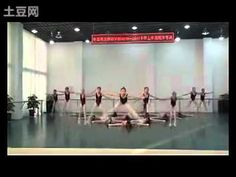 Amazing Gymnastics Ballet Dance Video.