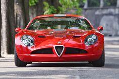 Bilder: Zagato Alfa Romeo TZ3 geht in Serie - Bilder - autobild.de
