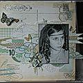 """Une page """"Illona"""" (Debbyscrap)"""