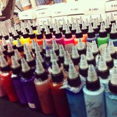Tattoo Colors Tattoo Colors, Tattoo Supplies, True Colors, Ink, Tattoos, Instagram Posts, Tatuajes, Tattoo, India Ink