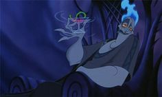 Which Disney Villain Should Be Your Valentine? Hades! The greatest dark god can make you the happiest person on the earth. He's smart and witty, so you won't be bored. You will be drinking cosmos and talking about Greek poetry together 'til sunrise.