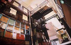 Graeme Berglund Paintings by Vancouver-based artist Graeme Berglund               ...
