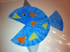 In this week's Torah portion, Parshat Shmini, we learn about which animals, fish and birds are considered kosher. For a fish to be kosher, it requires fins and scales. This adorable craft brings a kosher fish to your Shabbat table.