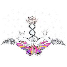 Spirit Sisters - MerakiLabbe / Sacred Geometry <3
