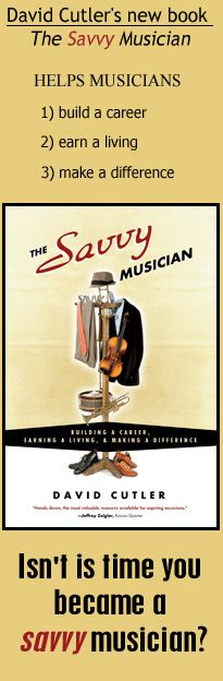 An Exciting Approach to Arts Entrepreneurship Education | the savvy musican blog | The Savvy Musician Blog