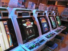 Rack 'em up: Arcade Computing Games Arcade, 80s Aesthetic, Aesthetic Vintage, Ben 10 Alien Force, Pinup Art, Gravity Falls, Tv Anime, Alluka Zoldyck, Genji Shimada
