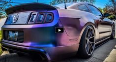 """Highly Modified 2013 Ford Mustang """"NightMare"""""""